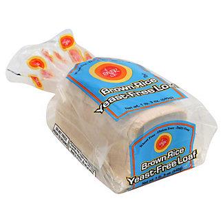 Ener-G Brown Rice Yeast-Free Loaf,19 OZ