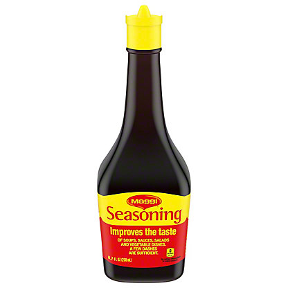 Maggi Seasoning Soy Sauce, 6.7 oz