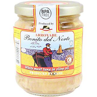 Arroyabe Bonito/Olive Oil Jar, 6.5 oz