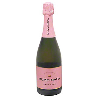 Mumm Napa Brut Rose, 750 mL