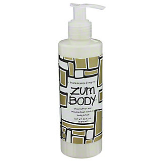 Indigo Wild Frankincense & Myrrh Zum Body Lotion, 8 oz