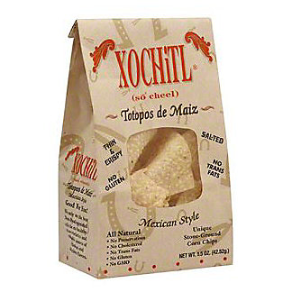 Xochitl Mexican Style Salted Corn Chips, 16 OZ