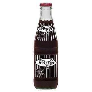 Dr Pepper Made with Sugar,8 OZ