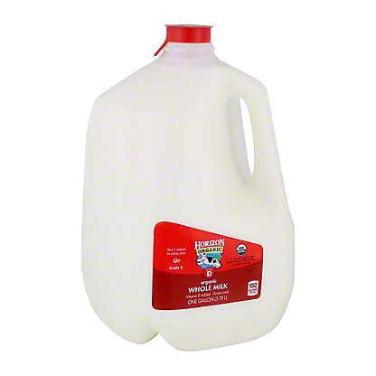 Horizon Organic Whole Milk, 1 gal