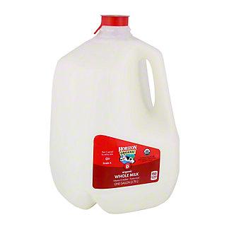 Horizon Organic Whole Milk, 1 gal