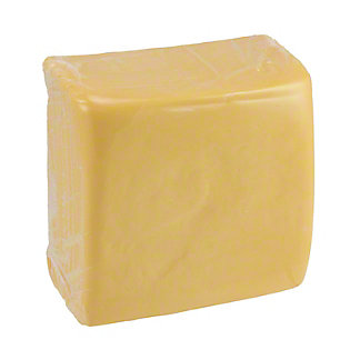 Hill Country Fare Yellow American Cheese Sliced,LB