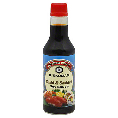 Kikkoman Sushi and Sashimi Soy Sauce, 10 OZ