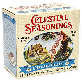 Celestial Seasonings Chamomile Herb Tea Bags,40 CT