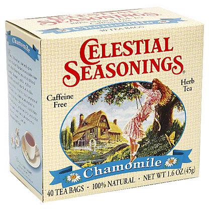 Celestial Seasonings Chamomile Herb Tea Bags,40 CT