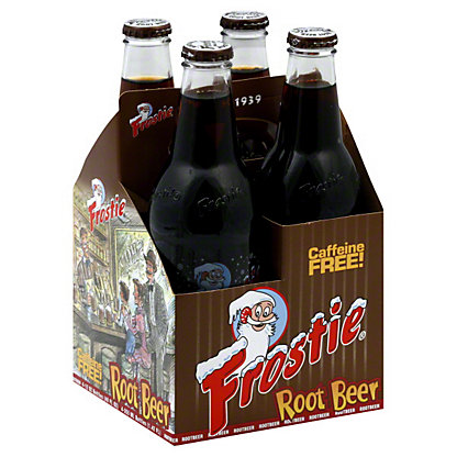 Frostie Root Beer,4/12OZ