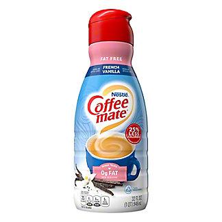 Nestle Coffee-Mate Fat Free French Vanilla Coffee Creamer,32 oz