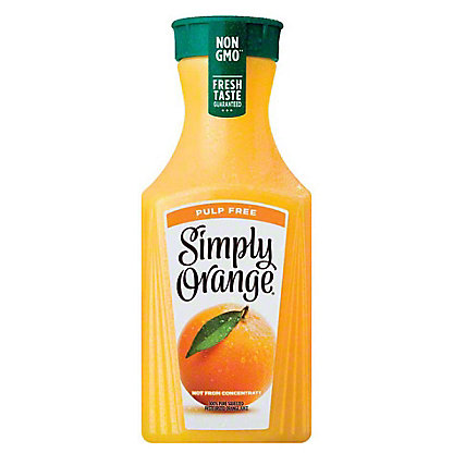 Simply Orange Simply Orange Original Pulp Free Orange Juice,59 oz