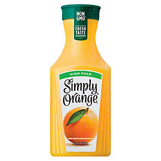 Simply Orange Simply Orange High Pulp Orange Juice,59.00 oz