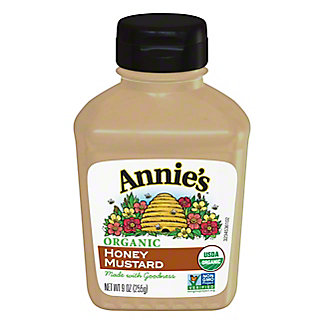 Annie's Naturals Organic Honey Mustard,9 OZ
