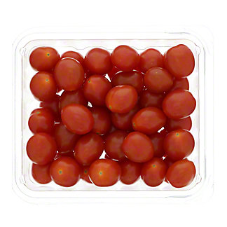 Fresh Organic Grape Tomatoes,10 OZ