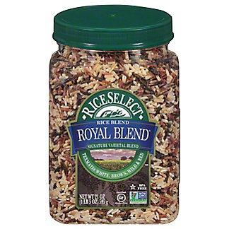 Rice Select Royal Blend Rice Blend, 21  oz