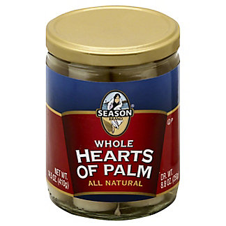 Season Whole Hearts Of Palm,14.8 oz
