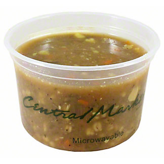 Central Market Beef and Barley Soup, ea