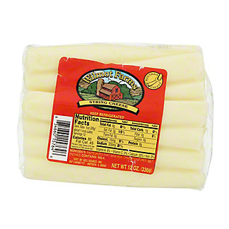 Wilmot Farms String Cheese,12 OZ