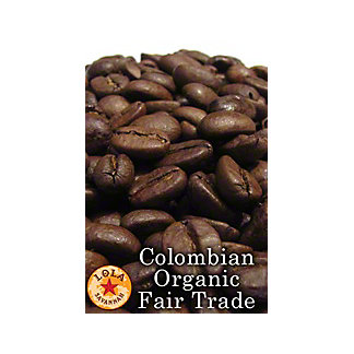 Lola Savannah Organic Columbian  Coffee,1 LB
