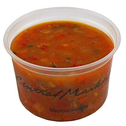 Central Market Vegetarian Vegetable Soup, EACH