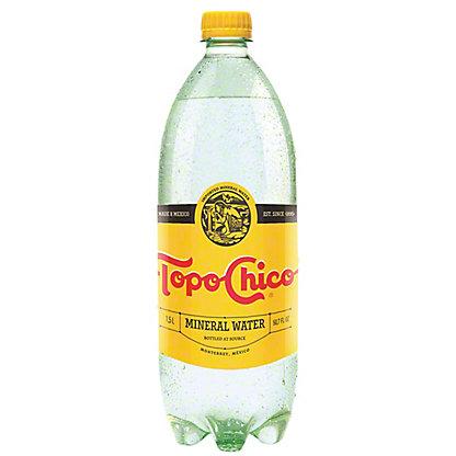Topo Chico Mineral Water, 1.5 L