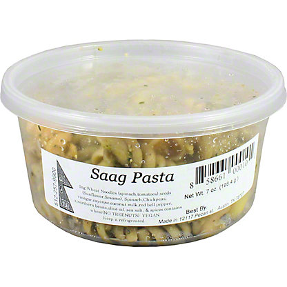 Kala's Kuisine Saag Pasta, 7 OZ