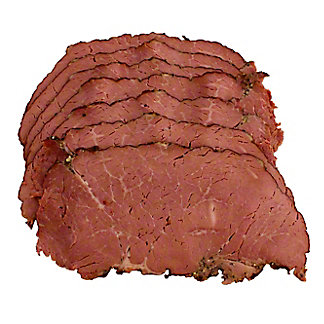 DaBecca Uncured Pastrami,LB