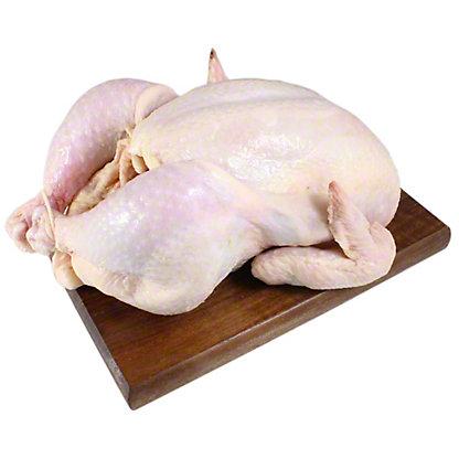 Central Market Grade A Whole Chicken,LB