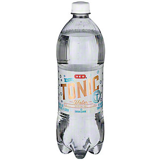 H-E-B Diet Tonic Water,33.8 OZ