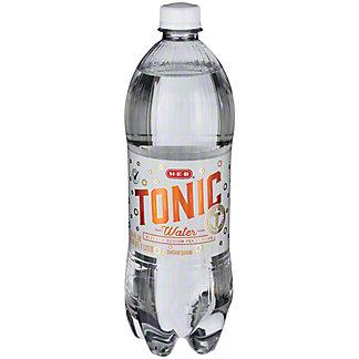 H-E-B Tonic Water,33.8 OZ