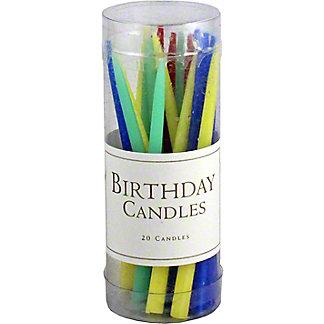 Caspari Birthday Candles, 20 ct