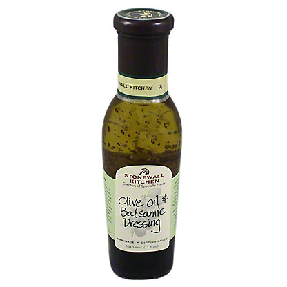 Stonewall Kitchen Olive Oil and Balsamic Dressing,11 OZ