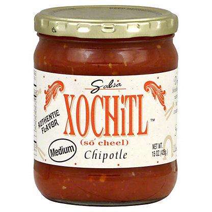 Xochitl Medium Chipotle Salsa,15 OZ