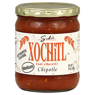 Xochitl Medium Chipotle Salsa,15 OZ