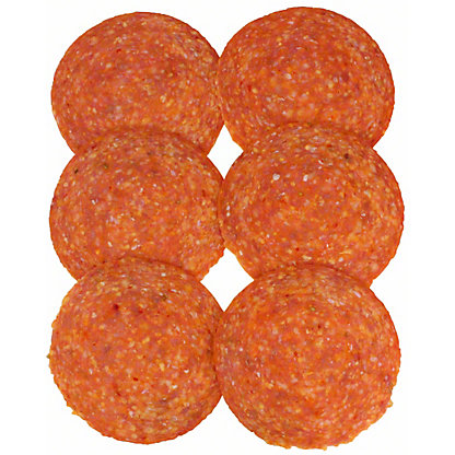 Hormel Grande Pepperoni, Sold by the pound