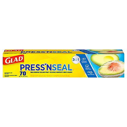 Glad Press'n Seal Multipurpose 70 Sq Ft Sealing Wrap,EACH