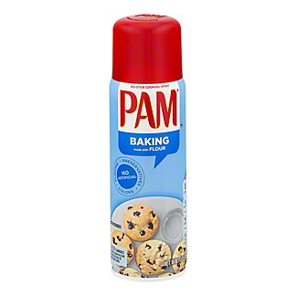 Pam Baking No-Stick Cooking Spray,5 OZ
