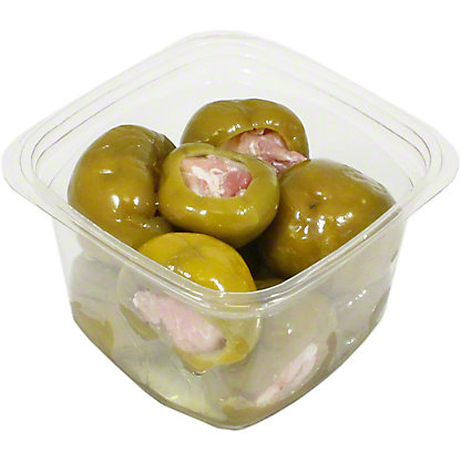 Proscuitto & Provolone Pepper Delights, Sold by the pound