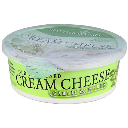 Sierra Nevada Cream Cheese Garlic & Chive, 8 oz