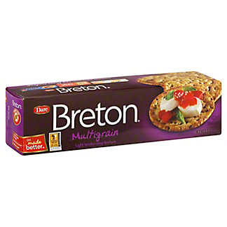 Breton Multigrain Crackers,8.8 oz