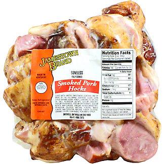 Jamestown Smoked Pork Boneless Hocks, lb