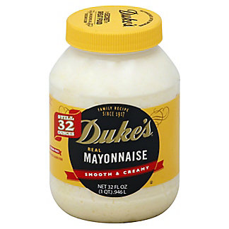Duke's Real Sugar-free Mayonnaise,32 OZ