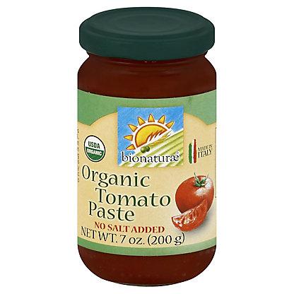 Bionaturae Organic Tomato Paste,7 OZ