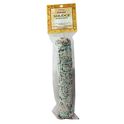 Triloka Incense-Large Shaman White Sage, ea