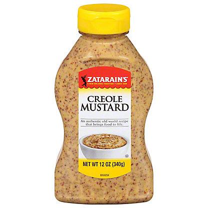 Zatarain's Mustard, Creole,12 OZ