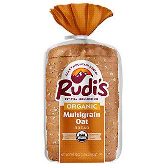 Rudi's Organic Bakery Multigrain Oat Bread, 22 oz