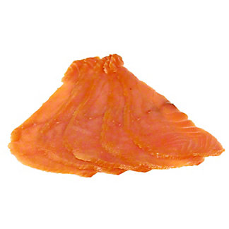 Dom Petroff Scottish Smoked Salmon,LB