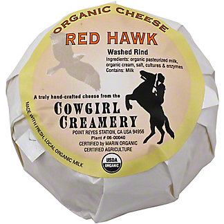 Cowgirl Creamery Red Hawk