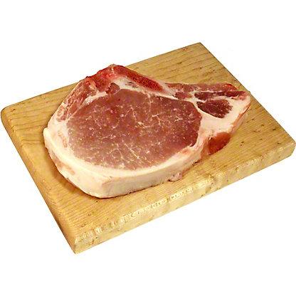 Natural Center Cut Pork Chop, LB